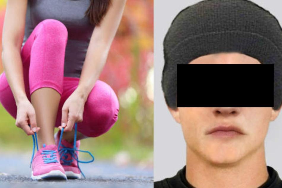Der Mann habe die Frau mehrfach mit einem Stein angegriffen.