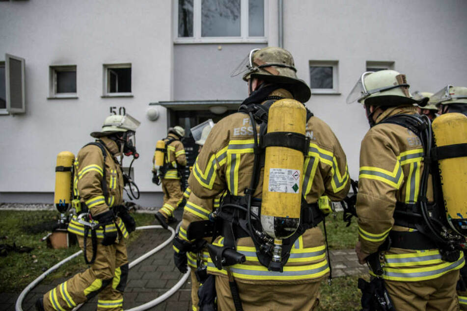 Die Familie kam vorsorglich ins Krankenhaus, der Sachschaden beläuft sich auf rund 8000 Euro.