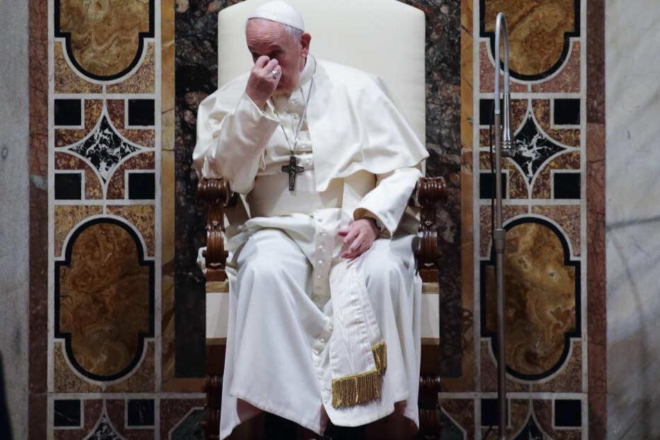 Franzikus gibt als erster Papst Einblicke in die geheimen Akten des Vatikans.