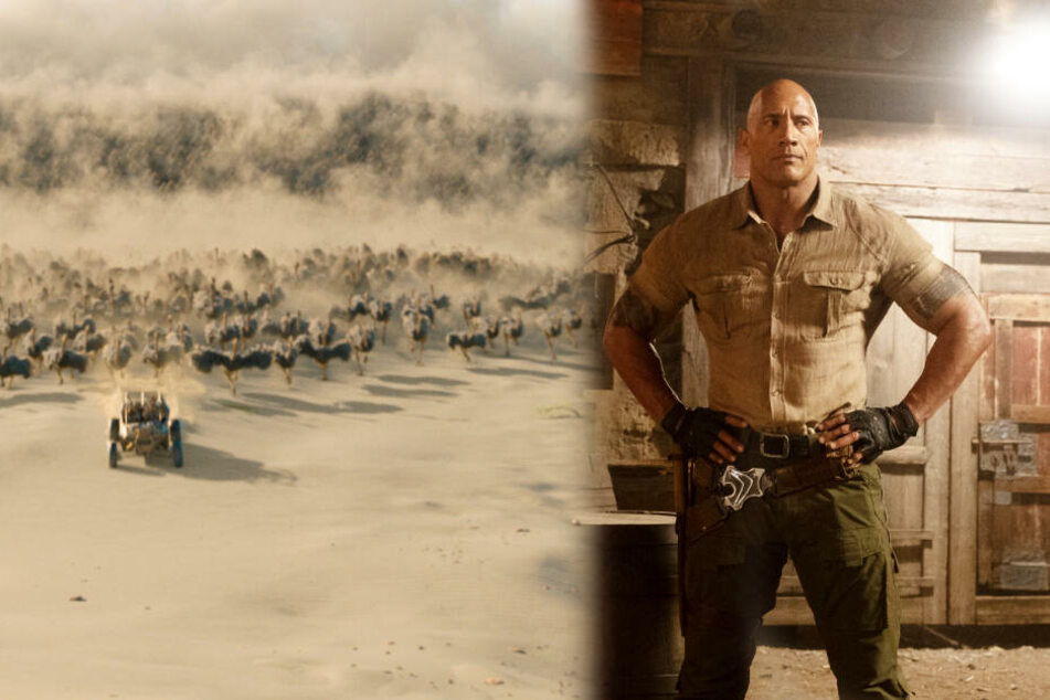 Dr. Smolder Bravestone (Dwayne Johnson) muss Jumanji erneut retten.