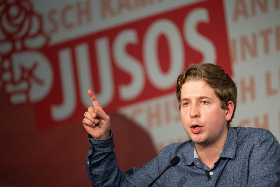 Kevin Kühnert ist seit zwei Jahren Bundesvorsitzender der Jusos.