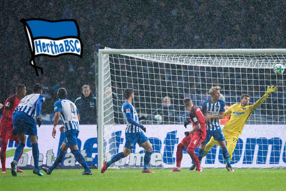 Ausgerechnet Boateng trifft zum Sieg! Frankfurt hängt Hertha ab