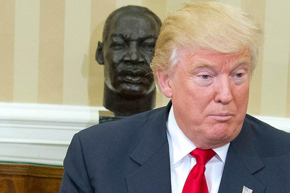 Donald Trump (70) wirft Barack Obama vor, ihn abgehört zu haben.