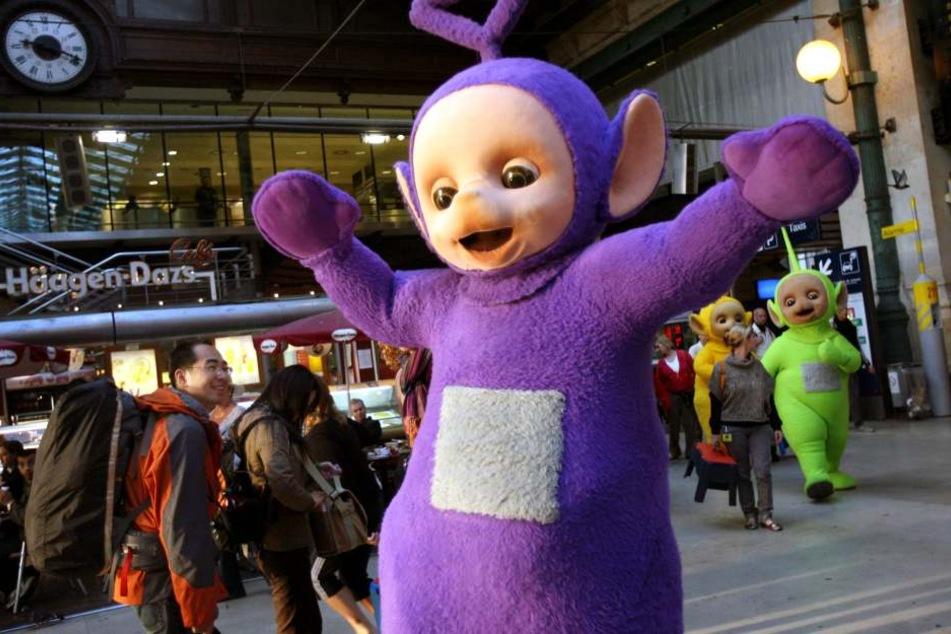 Große Trauer: Tinky Winky-Darsteller von den Teletubbies ist tot