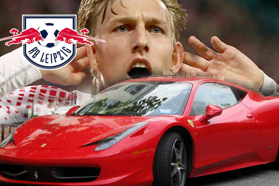 Größenwahn? Emil Forsberg verschenkt 200.000-Euro-Ferrari