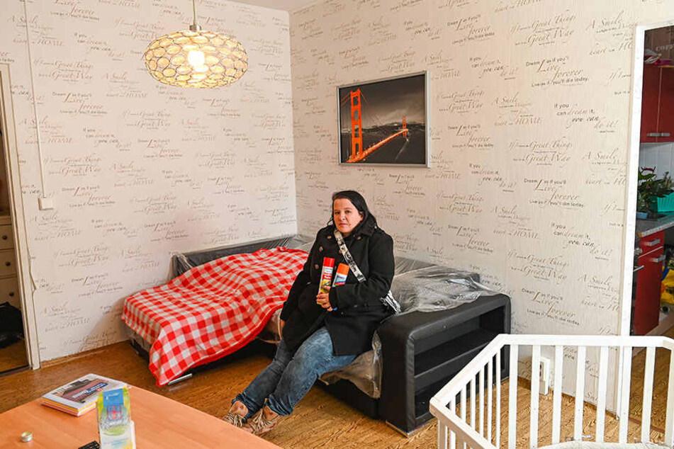 Über ihrer Wohnung lag wochenlang eine Leiche, der Gestank zog auch in ihre Wohnung: Mieterin Simone (38, Name geändert) will hier nicht mehr leben.