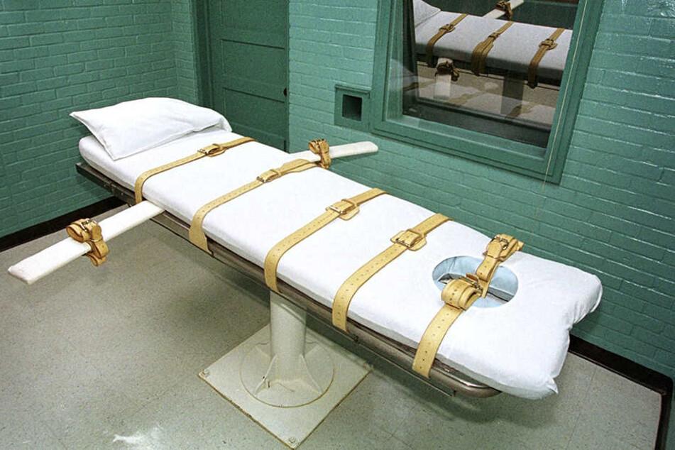 Auf Gao Chengyong (59) wartet die Todesstrafe. (Symbolbild)