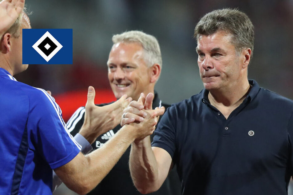 HSV-Trainer Hecking lobt und warnt nach Sieg zugleich