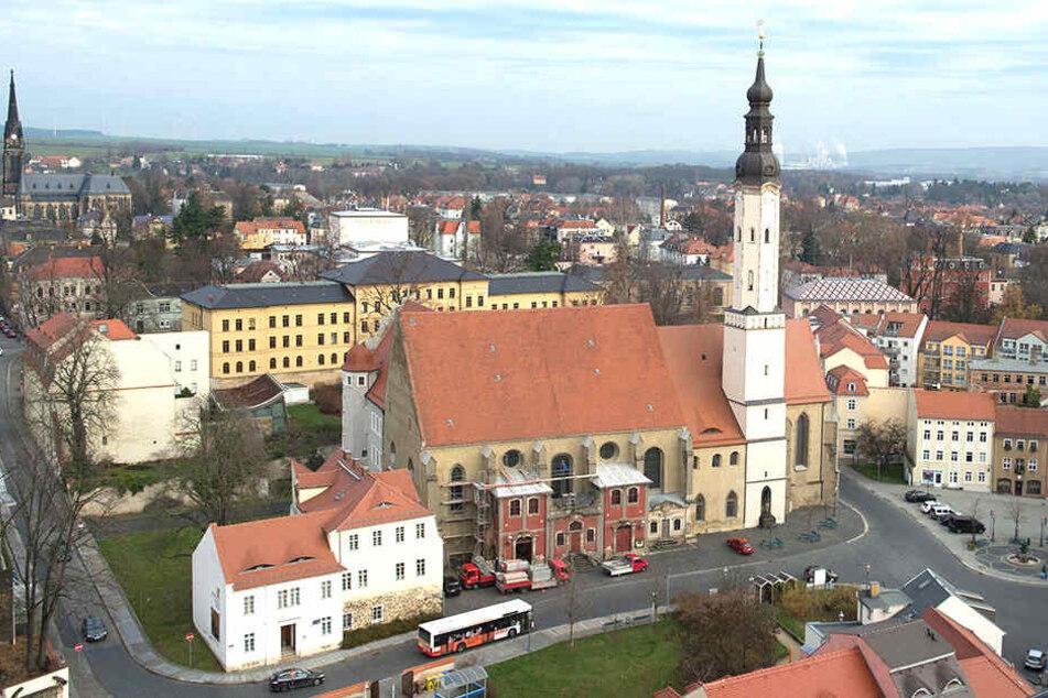 Von der Stadt Zittau war der neue zweite Mann im Rathaus sofort angetan.