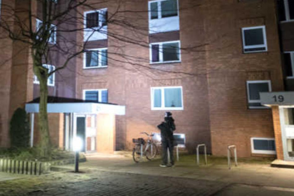In einer Hannoveraner Wohnung wurden zwei Leichen gefunden.