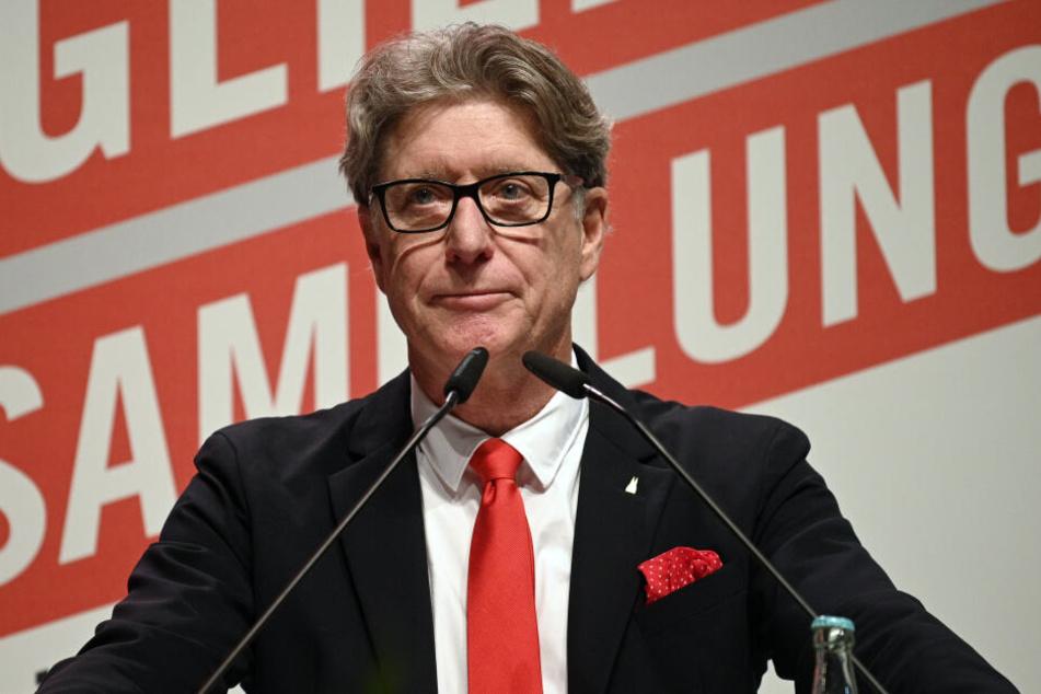 Toni Schumacher ist nicht mehr Vize-Präsident beim 1. FC Köln.