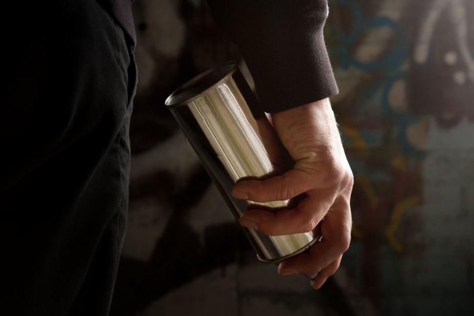 Grafitti-Sprayer sorgten im mitteldeutschen Bahnnetz für 34 Millionen Euro Schaden.