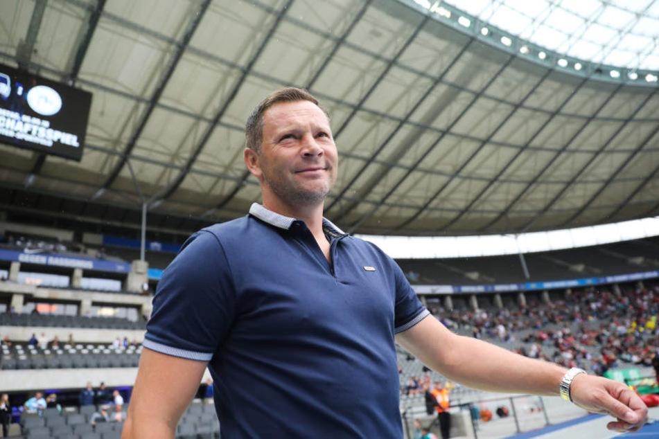 Ein Unentschieden gegen Schalke reicht Pal Dardai nicht!