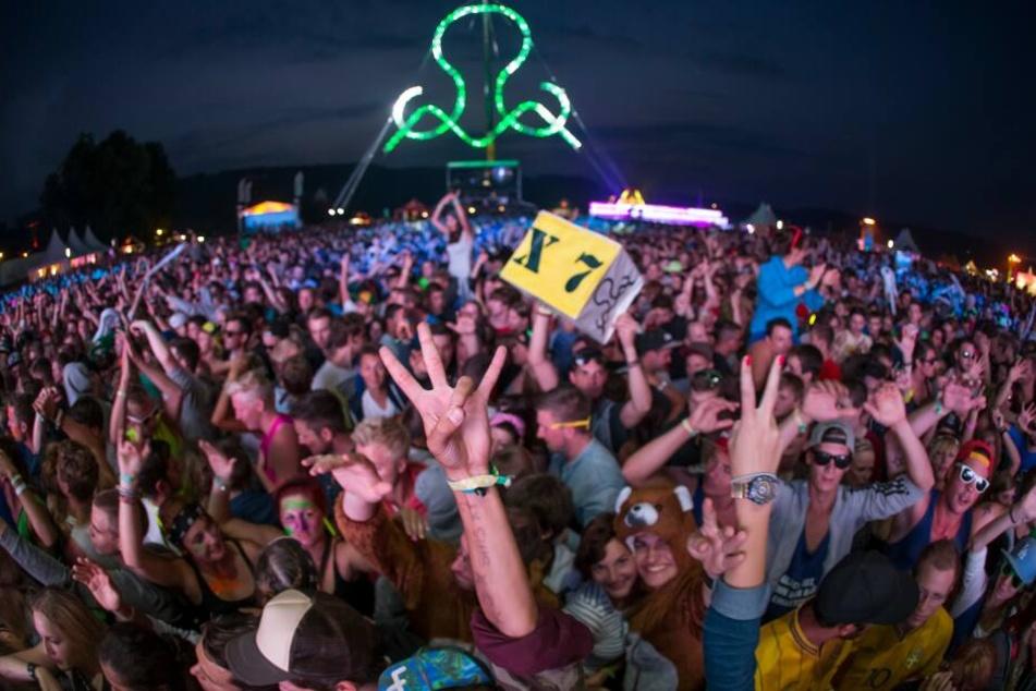 Mehr als 30.000 Besucher finden sich jedes Jahr zu dem Festival ein.