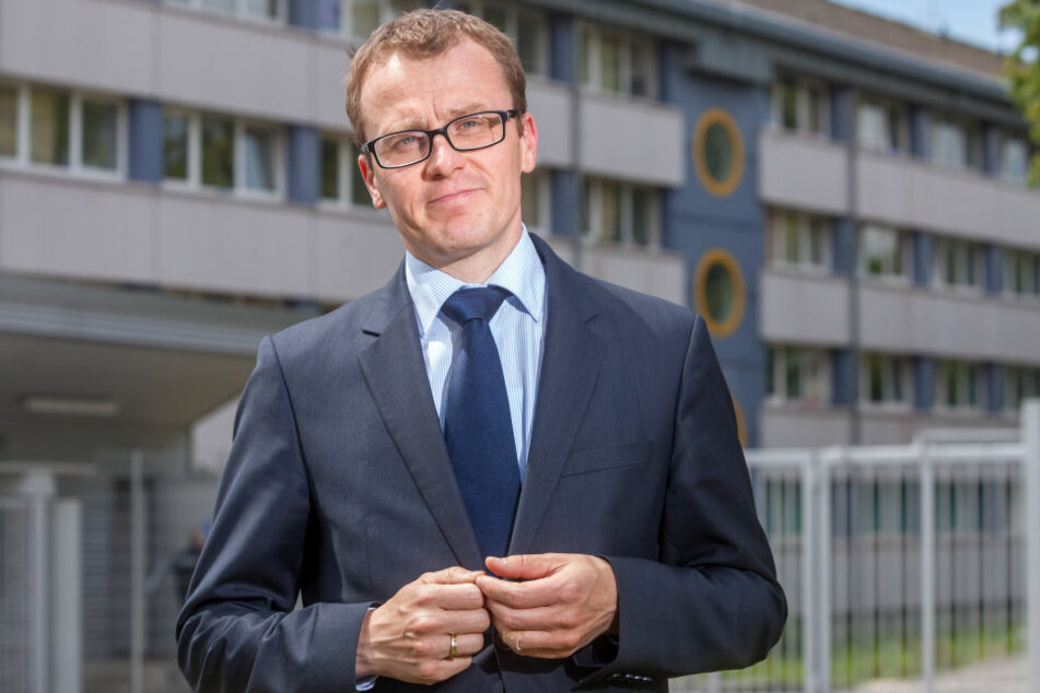 CDU-Landtagsabgeordneter Alexander Krauß (41).
