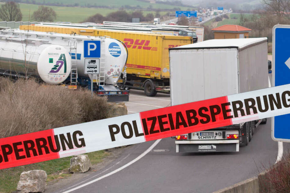 Horror-Fund: Toter Brummi-Fahrer entdeckt