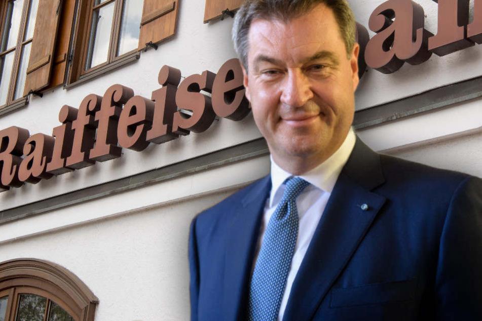 Ministerpräsident Markus Söder (CSU) wird bei der Feier eine Rede halten.