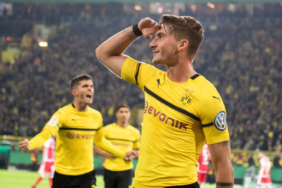 Blick in die Vergangenheit: Maximilian Philipp könnte zu seinem Jugendklub wechseln.