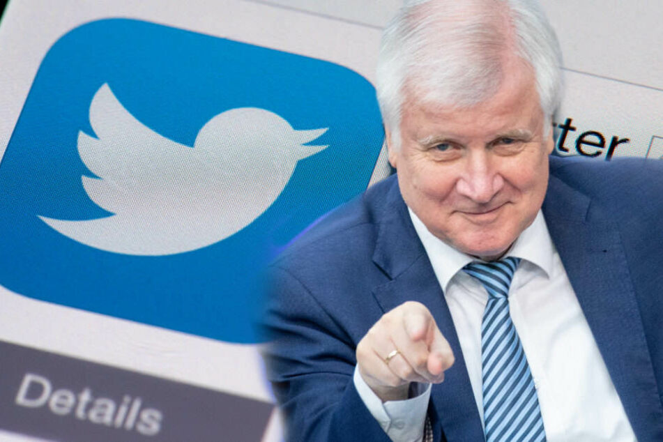 Horst Seehofer entdeckt das Twittern: Die Sache hat aber einen Haken