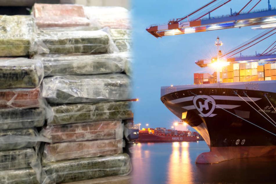 Aktivste Mafia in Deutschland: 'Ndrangheta setzt bei Drogen auf Hamburger Hafen