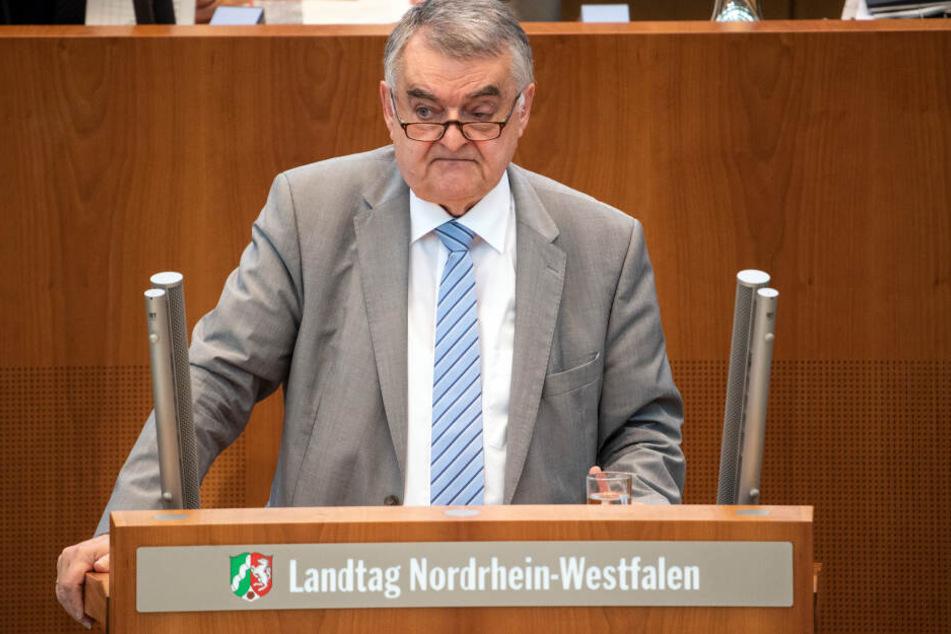 Herbert Reul (CDU) ist Innenminister von Nordrhein-Westfalen.