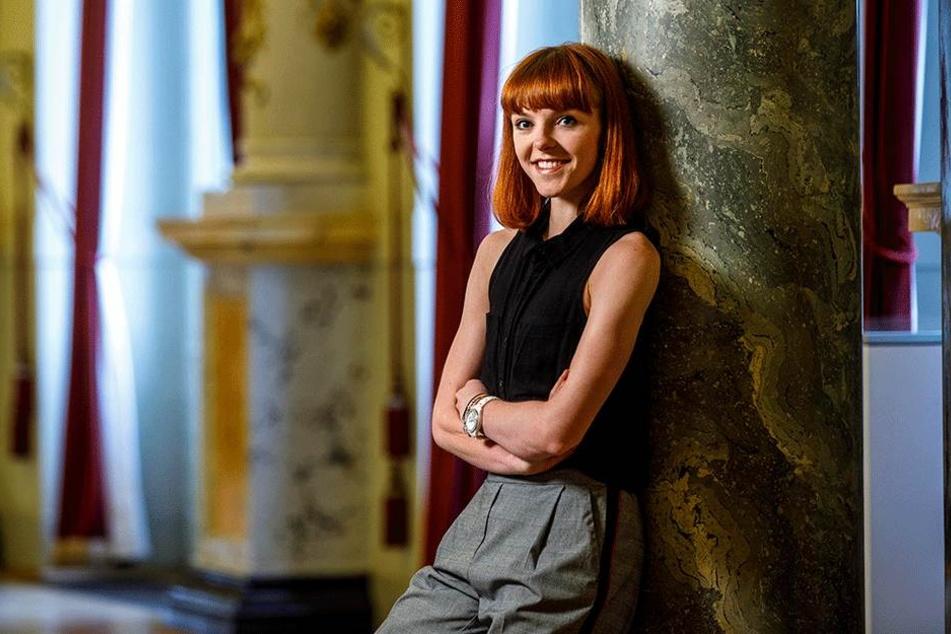Ballerina Gina Scott (25) hat noch einiges vor.