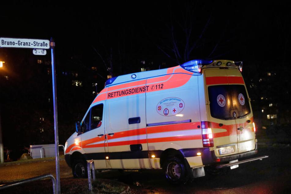 Der 31-Jährige kam leicht verletzt ins Krankenhaus (Symbolbild).