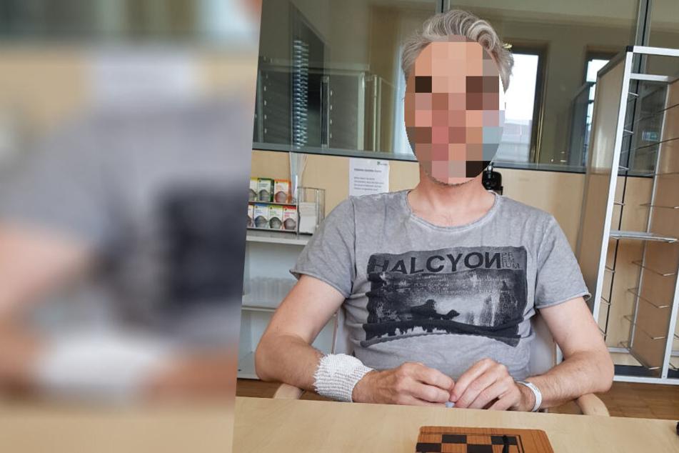 Vermisster Andreas H.: Der 44-Jährige wurde aufgefunden