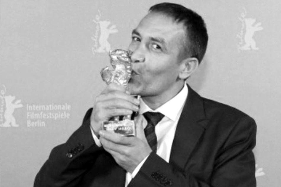 Nazif Mujić gewann 2013 den Silbernen Bären auf der Berlinale.