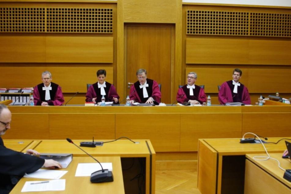 Um 10 Uhr startete der Prozess vor dem Bundesverwaltungsgericht.