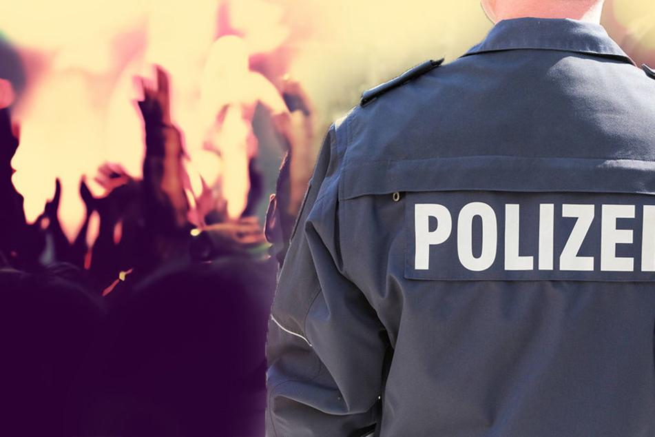 In Dresden musste die Polizei zwei illegale Partys auflösen. (Bildmontage)