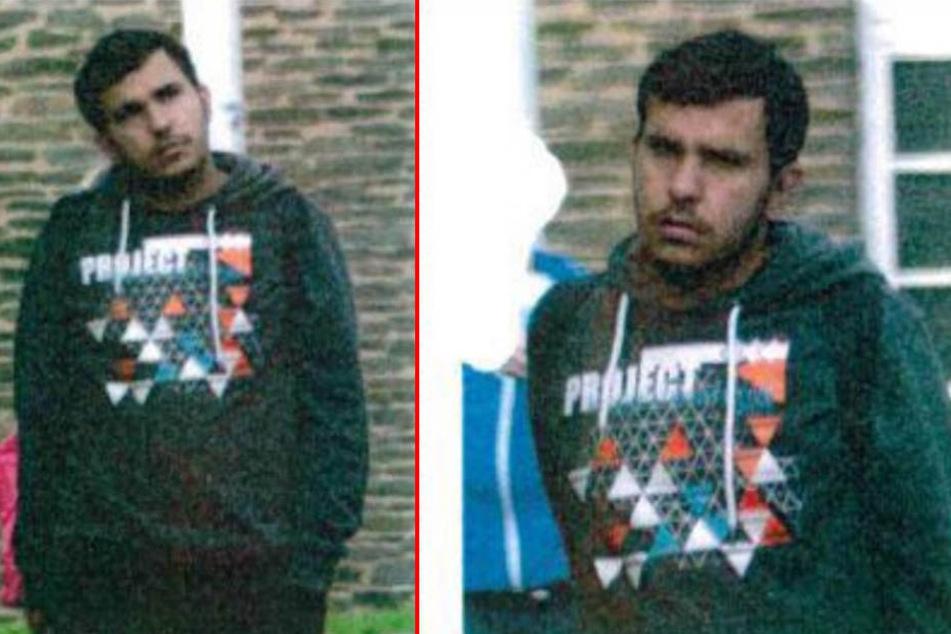 Der 22-jährige Jaber Albakraus Syrien wird international gesucht. Er steht unter Verdacht ein Bombenanschlag geplant zu haben.