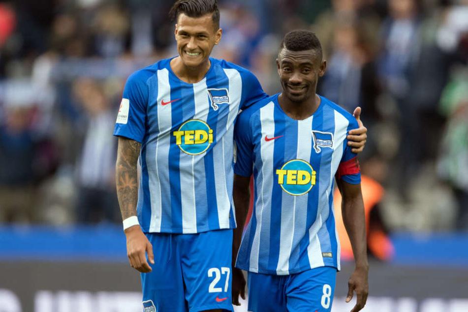 In der abgelaufenen Spielzeit stellte Hertha BSC die siebtschlechteste Offensive der Liga dar.