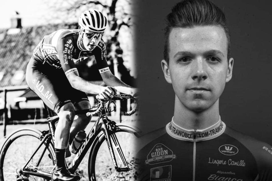 Mit nur 20 Jahren: Junger Sportler stirbt beim Radrennen