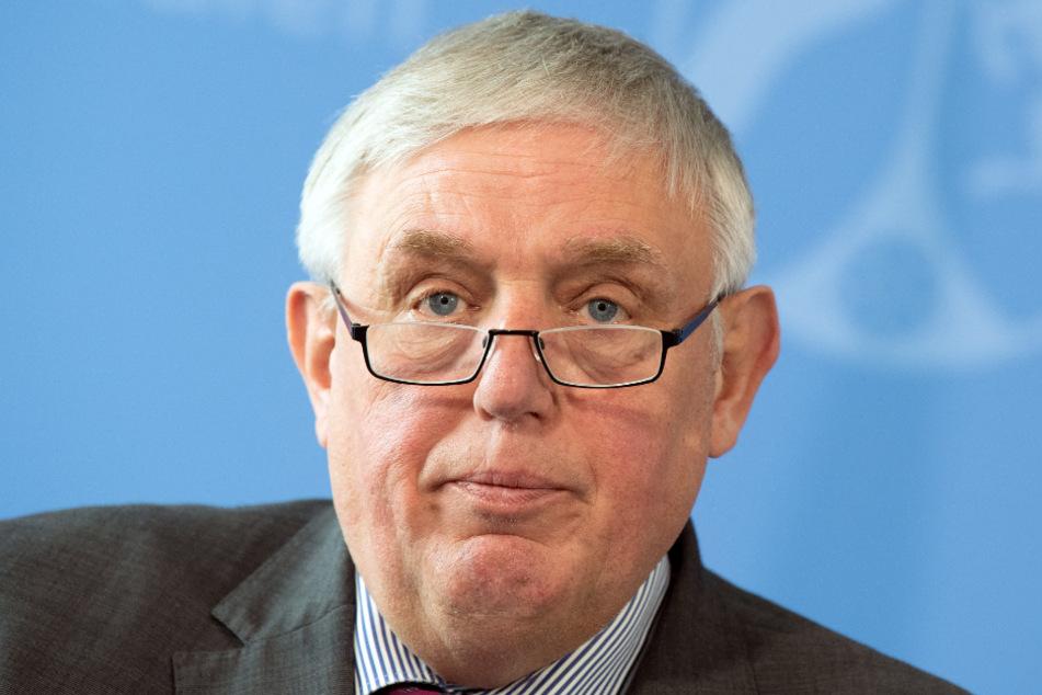 Karl-Josef Laumann (63, CDU), Minister für Arbeit, Gesundheit und Soziales von NRW.