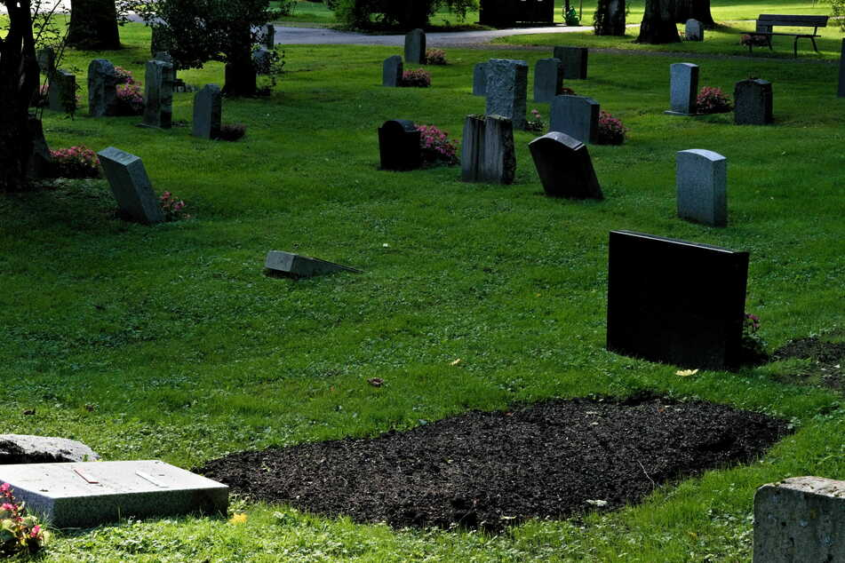 New York cemetery worker accidentally buried alive