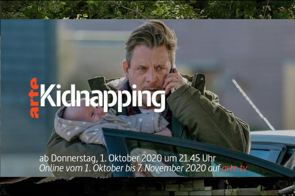 Kidnapping: Ab nächste Woche bei arte donnerstags - oder sofort in der Mediathek. Anders W. Berthelsen ermittelt als Kommissar Larsen.