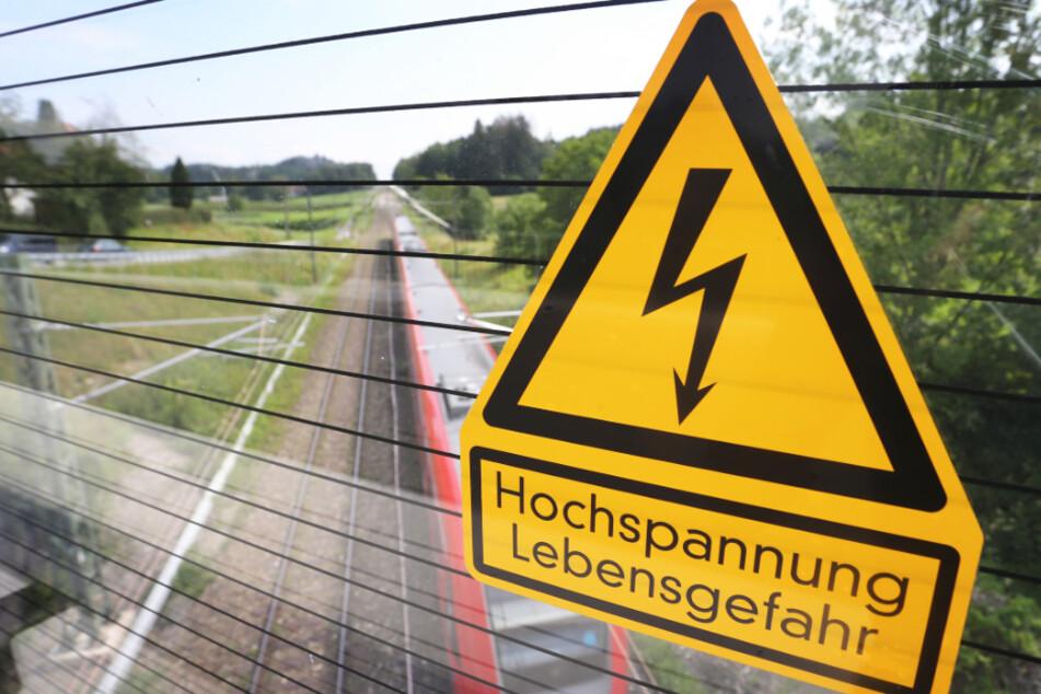 Das größte Elektrifizierungs-Projekt in Bayern steht kurz vor dem Abschluss!