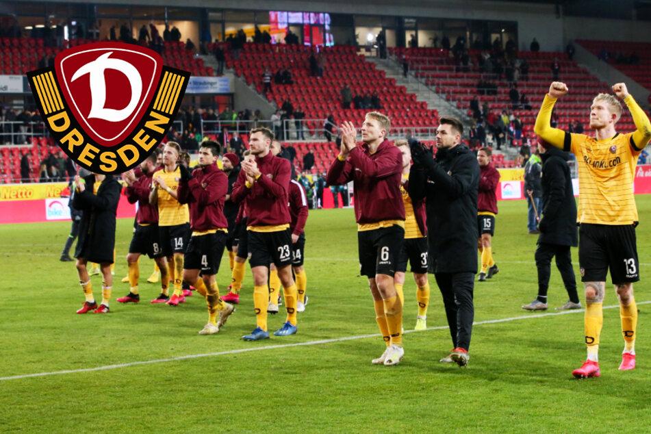 Dynamo-Profis mit großer Geste: Gehaltsverzicht für Beschäftigte und soziale Zwecke!