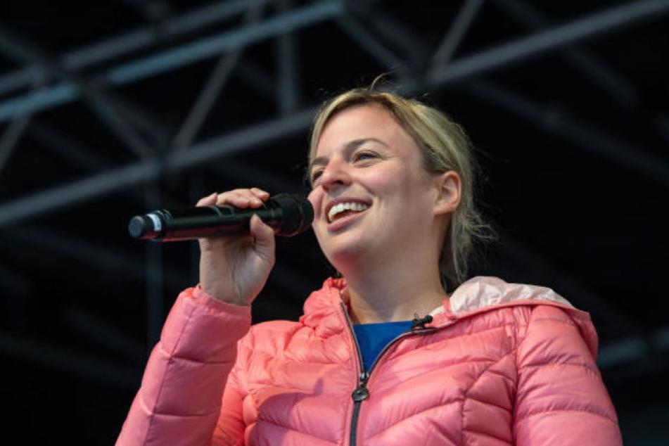 Katharina Schulze ist für ihre mitreißenden Reden bekannt.