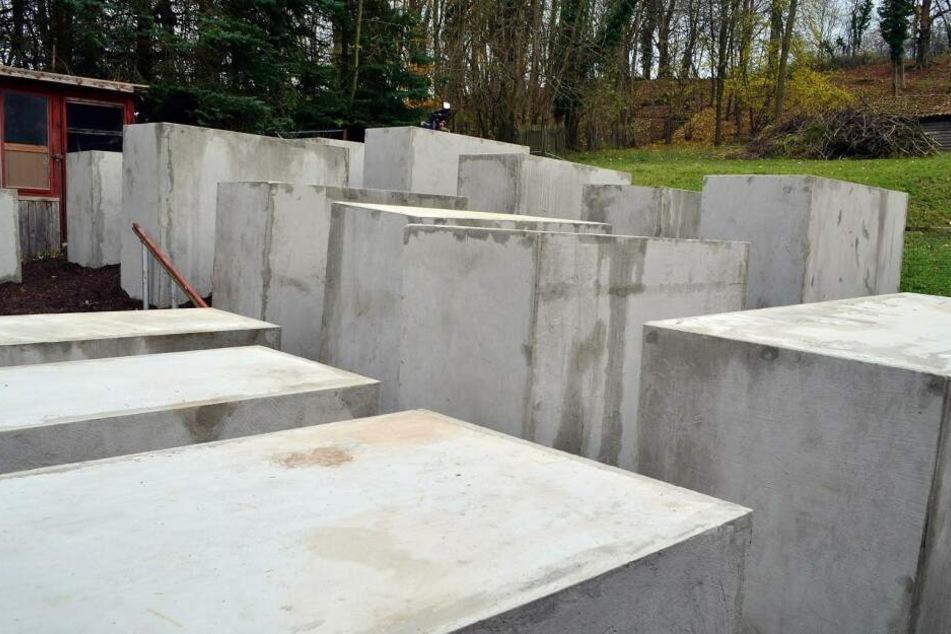 Nach Bau von Mahnmal vor Höcke-Haus: Staatsanwaltschaft ermittelt gegen Künstler