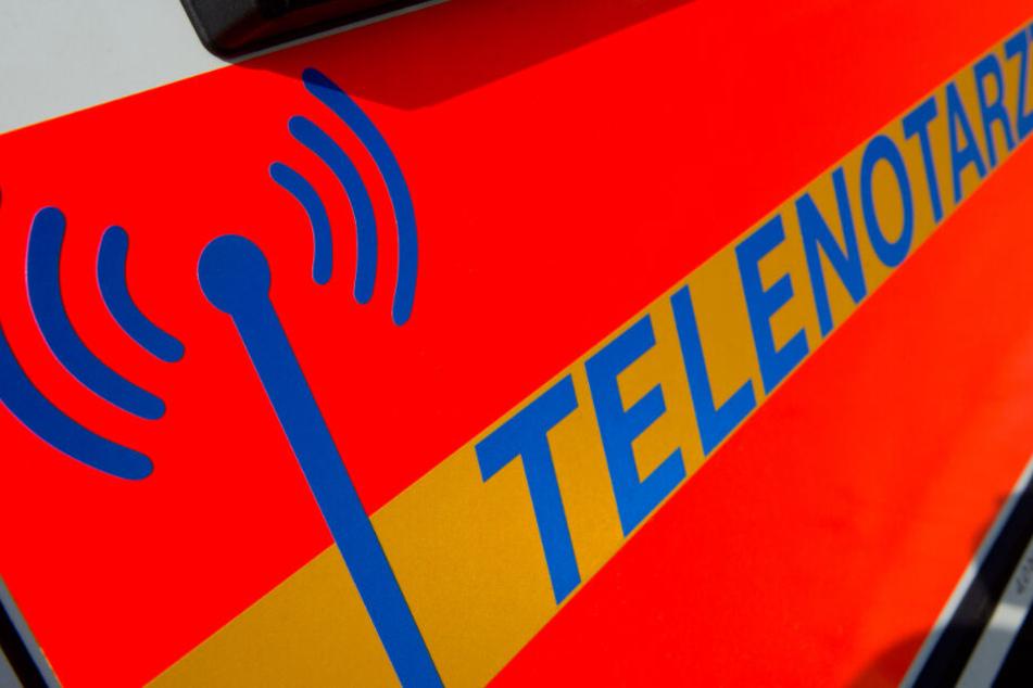 Telenotärzte sollen künftig in ganz Bayern helfend eingreifen. (Symbolbild)
