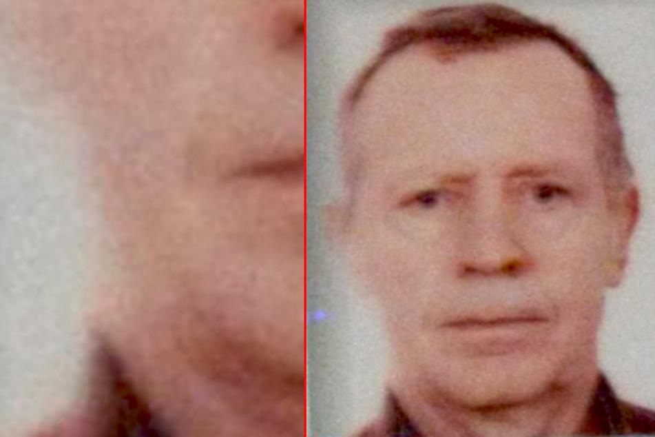 Bernd (75) aus Laubegast wird vermisst.