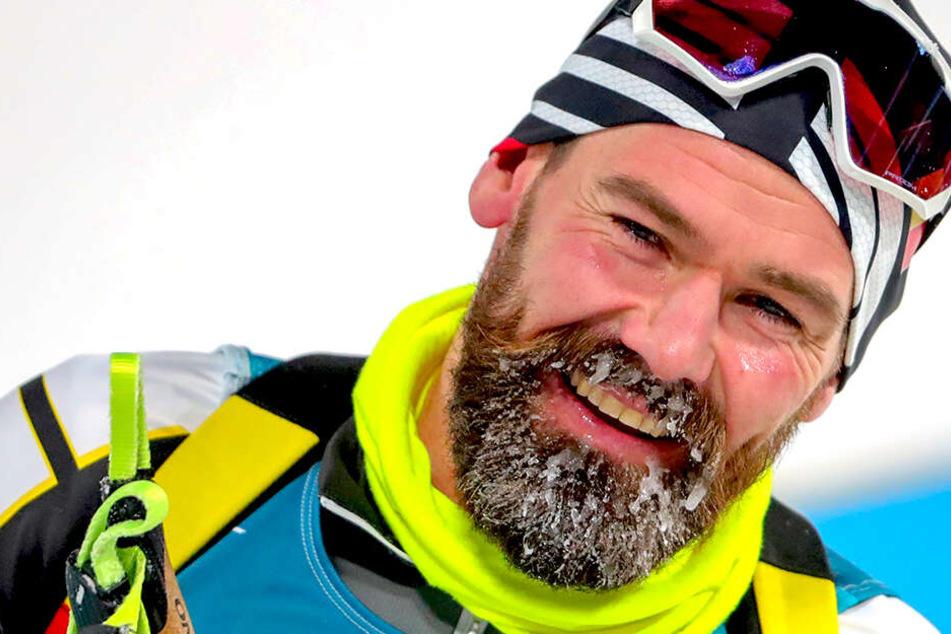 Unter Tränen: Michael Rösch beendet seine Biathlon-Karriere