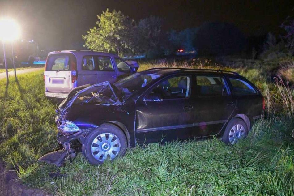 Auf der B71 bei Meitzendorf ist es am Freitagabend zu einem schweren Unfall gekommen.