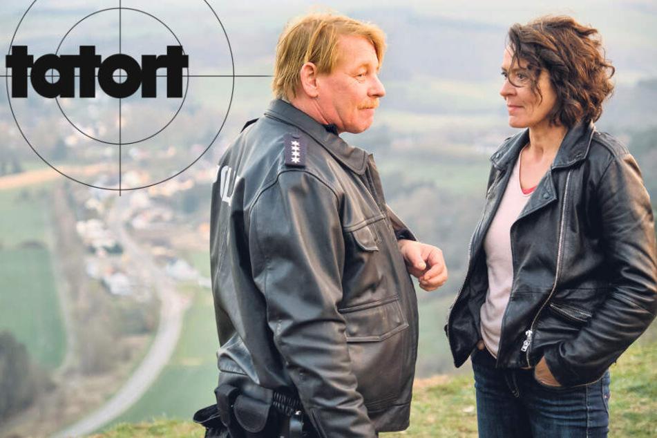 "Bitterer ""Tatort"" zum Odenthal-Jubiläum: Wiedersehen macht Feinde!"
