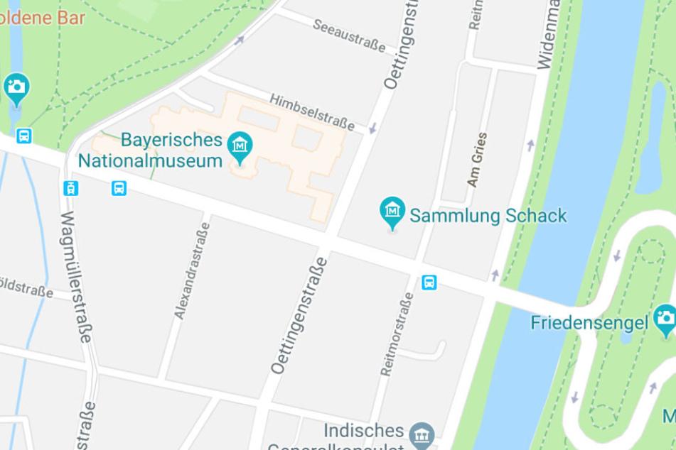In München ist es an der Kreuzung Prinzregentenstraße und Oettingenstraße zu einem Unfall gekommen.