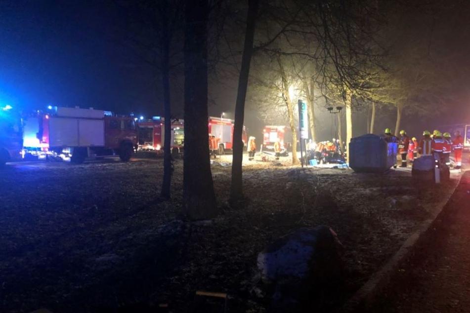Donnerstagnacht kam es auf der Autobahn 3 bei Beratzhausen zu einem tragischen Verkehrsunfall.
