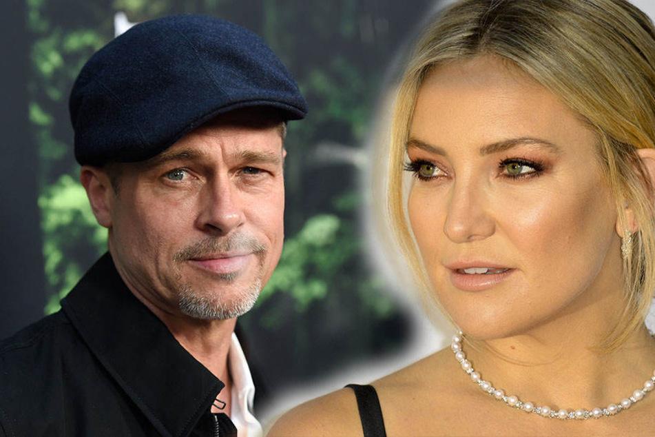 Kate Hudson äußerte sich nun zu den Gerüchten um eine Affäre mit Brad Pitt.