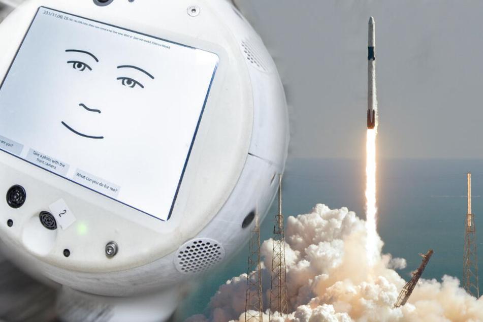 Künstliche Intelligenz im Weltraum: Wie CIMON 2 den Mensch zum Mars begleiten könnte
